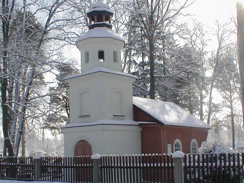 Kaplica p.w. Wszystkich Świętych